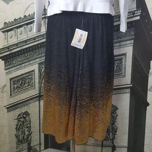 LuLaRoe Lola Skirt NWT Size M